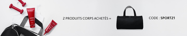 Sélectionnez vos produits de la gamme Corps