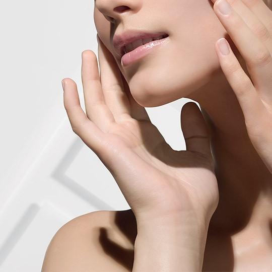 Soin du visage Osmopeel peau neuve