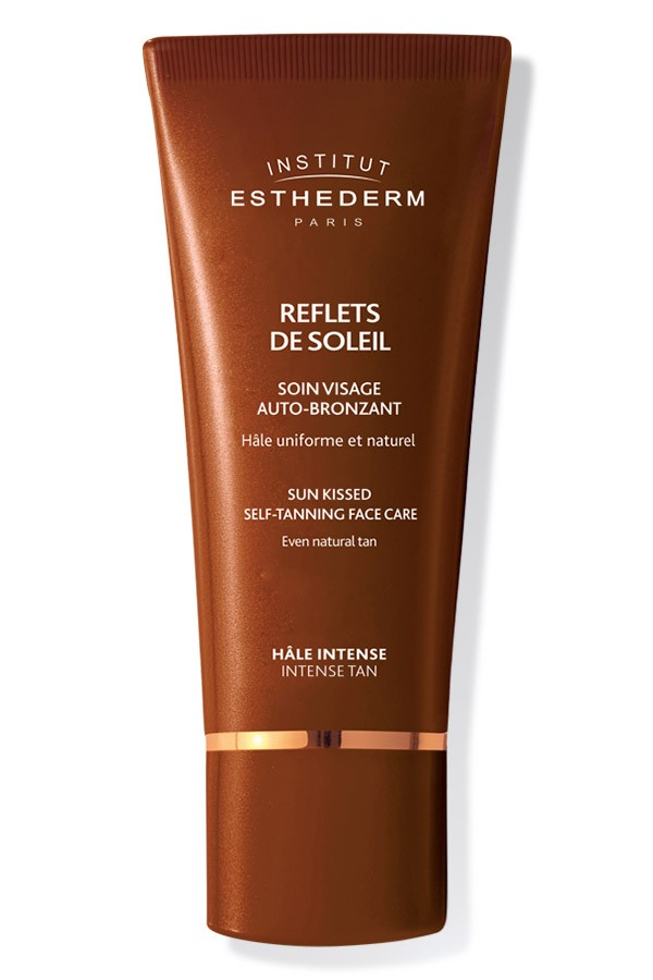 INTENSE TAN SELF-TANNING FACE CREAM