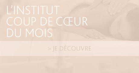 Institut Coup de Coeur du mois