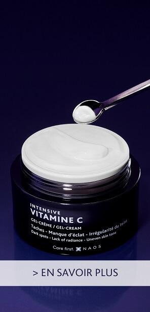 Gel-Crème Intensive Vitamine C