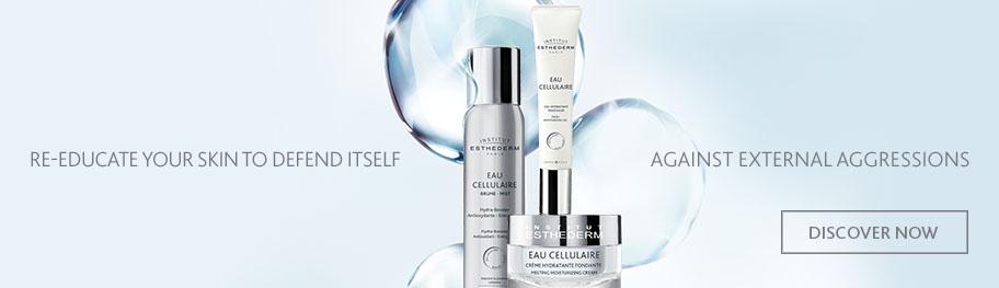 Institut Esthederm Cellular Water range antioxidant