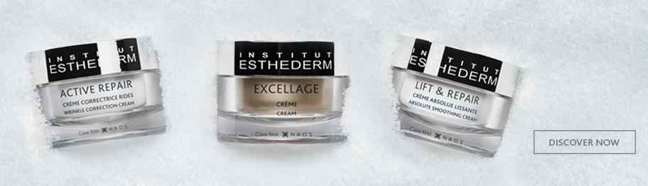 Institut Esthederm Age Correction 3 creams