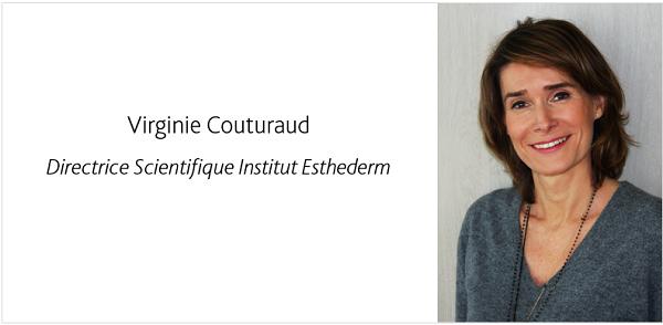 Virginie Couturaud - Directrice Scientifique Institut Esthederm
