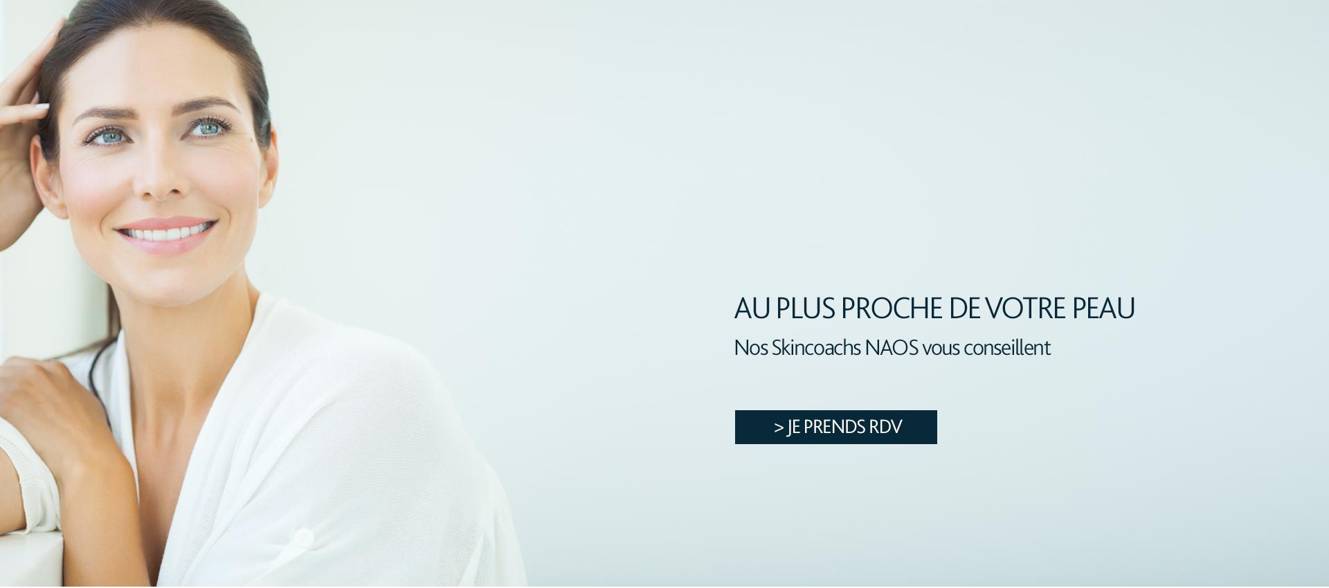 Skincoachs NAOS - Prenez rendez-vous