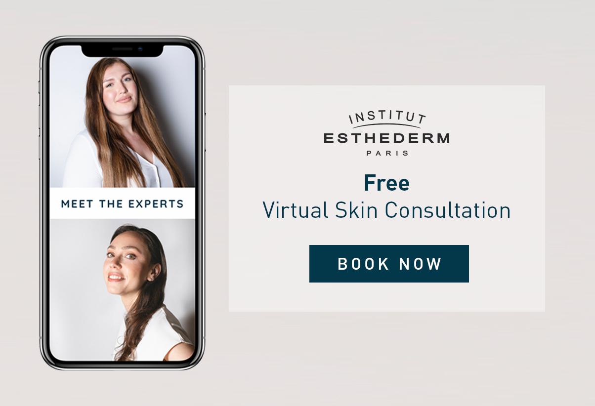 Institut Esthederm Virtual Consultation