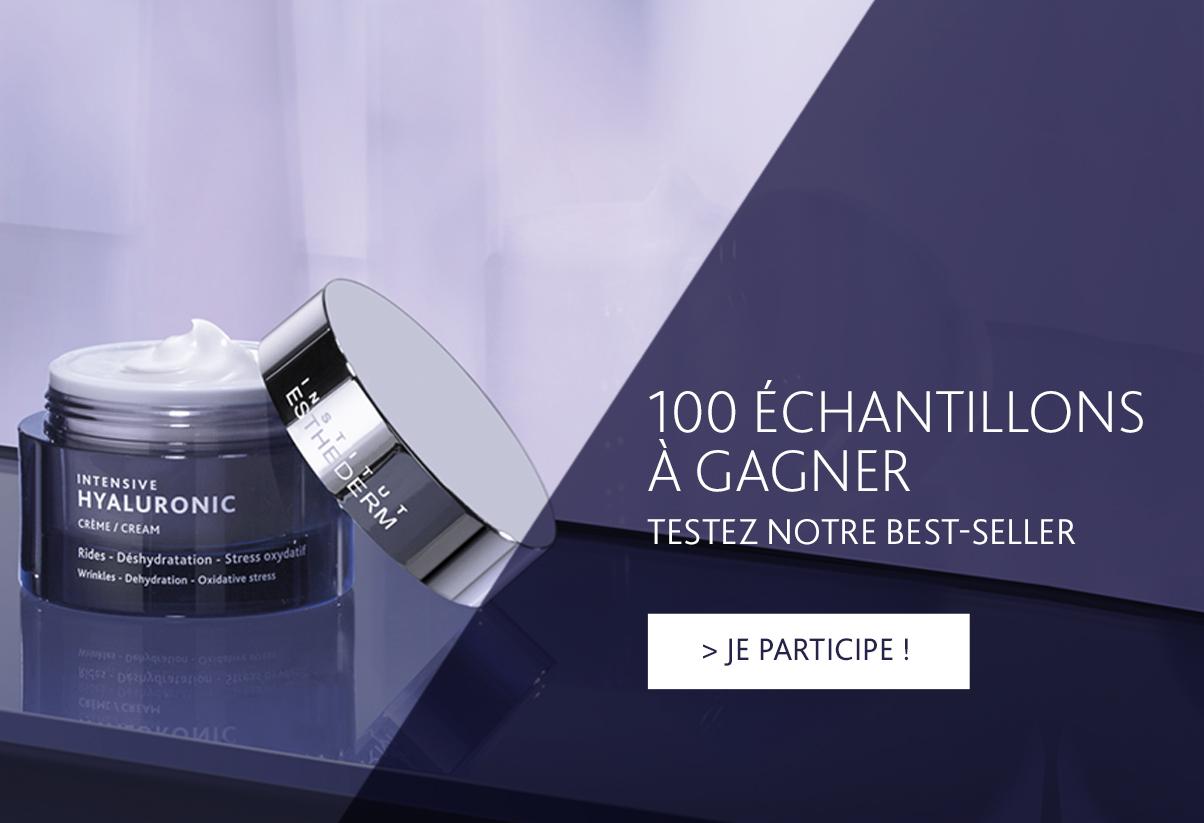 Échantillons - Crème Intensive Hyaluronic