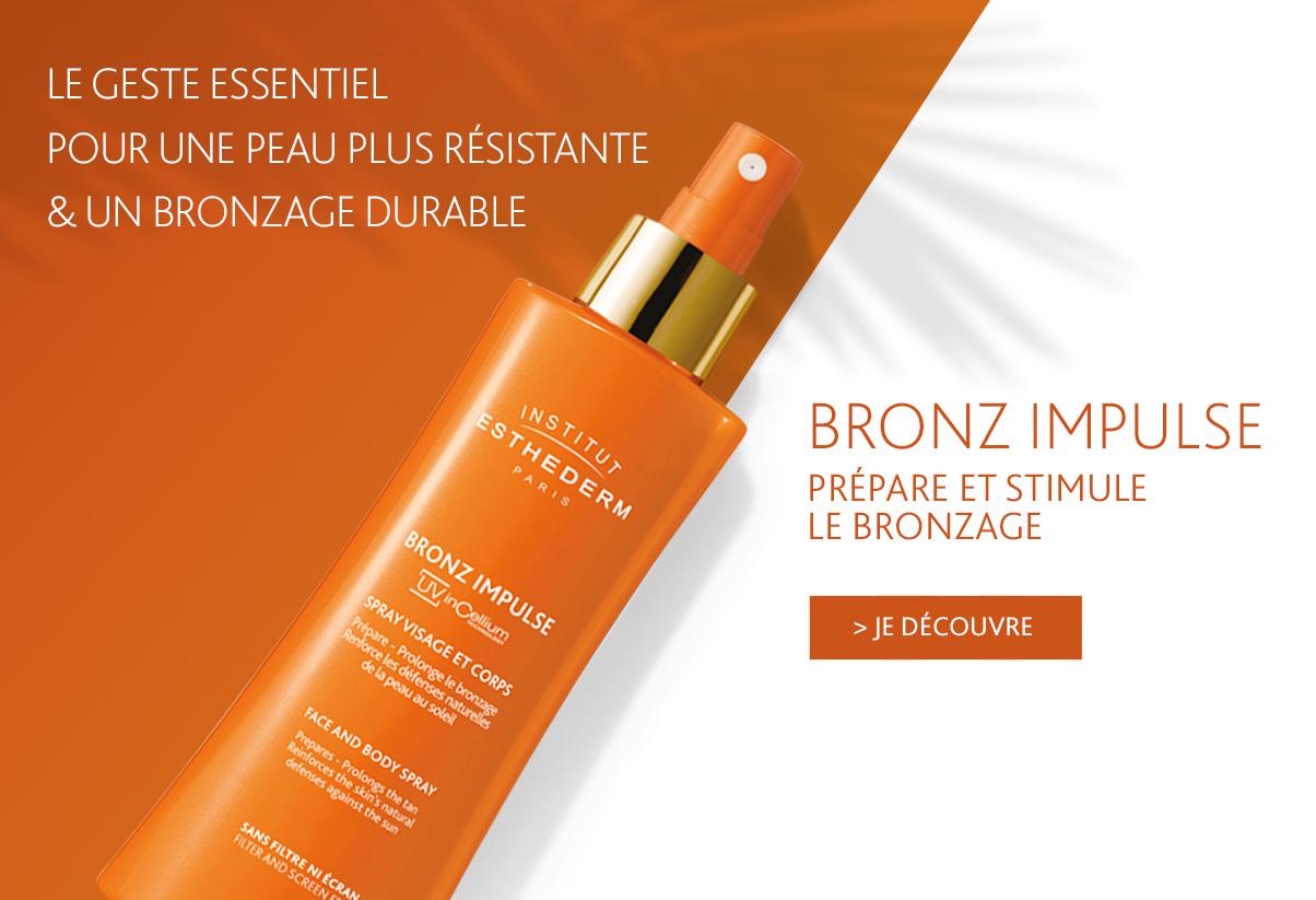 Bronz Impulse - accélérateur de bronzage