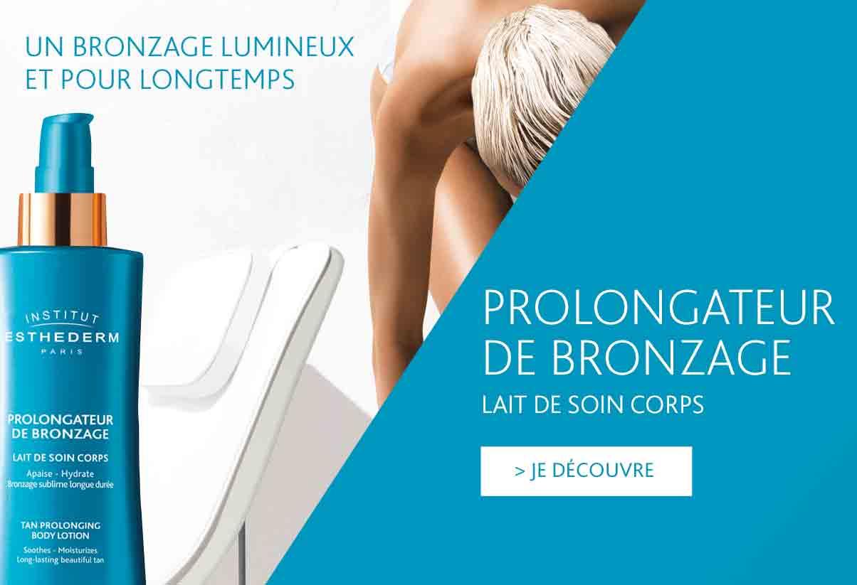 Prolongateur de Bronzage - Lait de Corps Soin