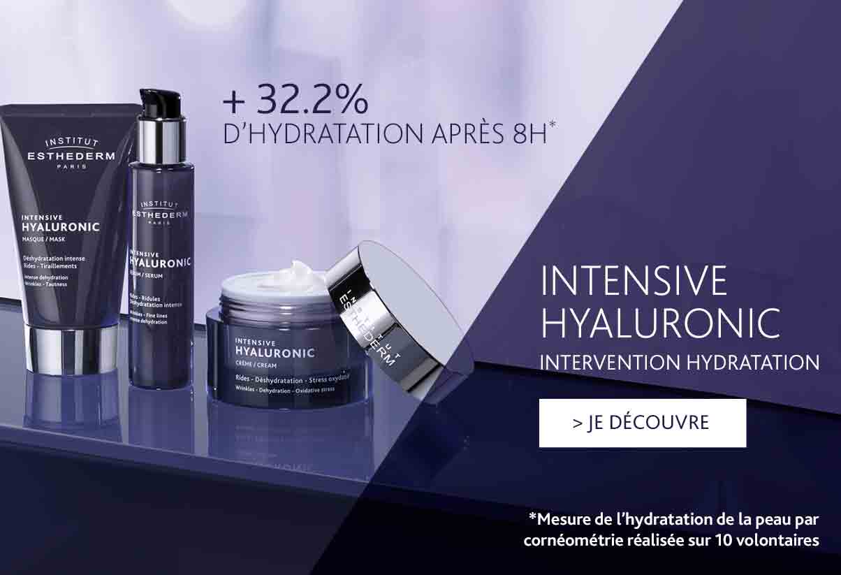 Hydratation intense - Intensive hyaluronic