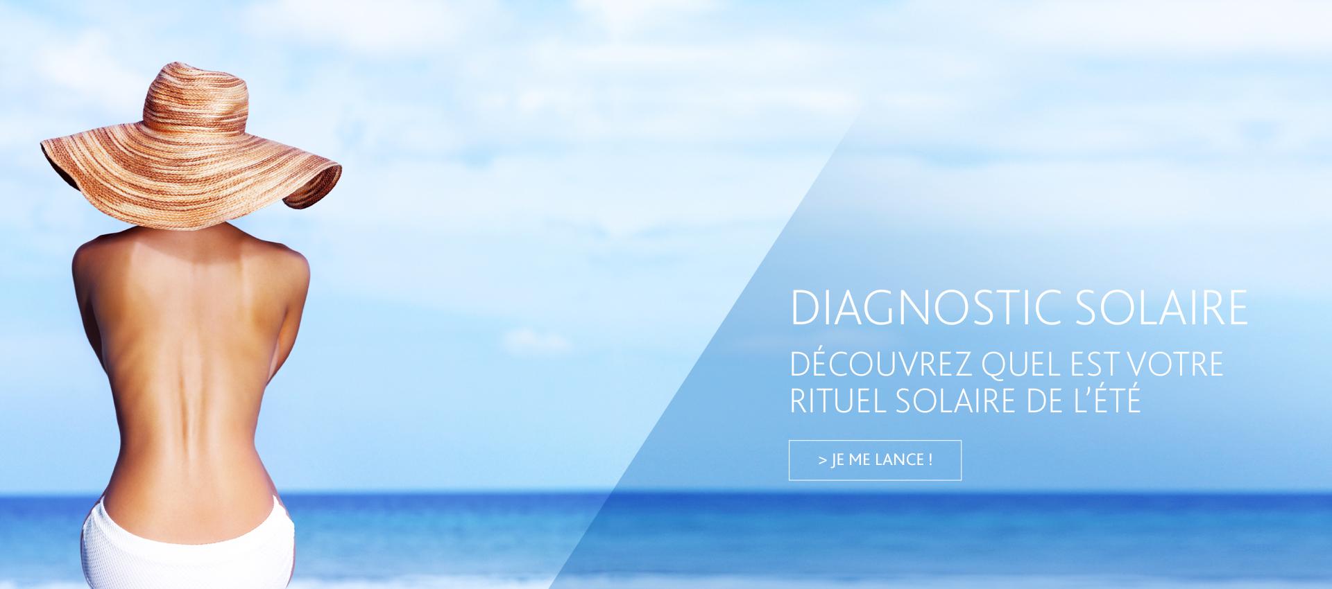 Diagnostic Solaire Institut Esthederm