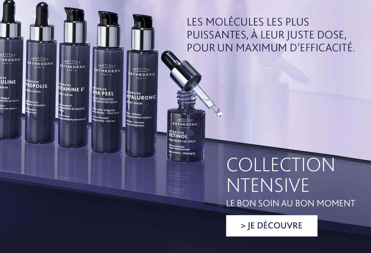 Collection Intensive - Le bon soin au bon moment