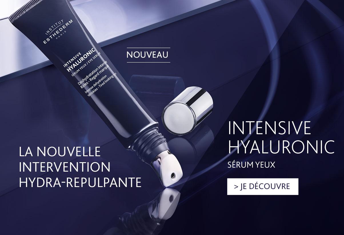 Nouveau : Sérum Yeux Intensive Hyaluronic