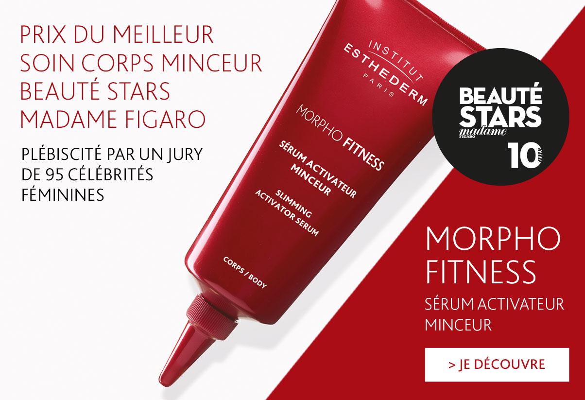 Morpho Fitness - Prix du meilleur soin corps beauté stars Madame Figaro