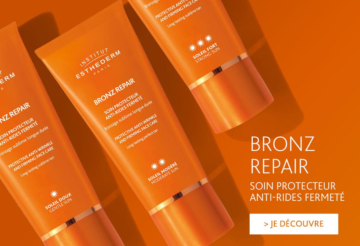 Bronz Repair - Soin protecteur anti-rides fermeté