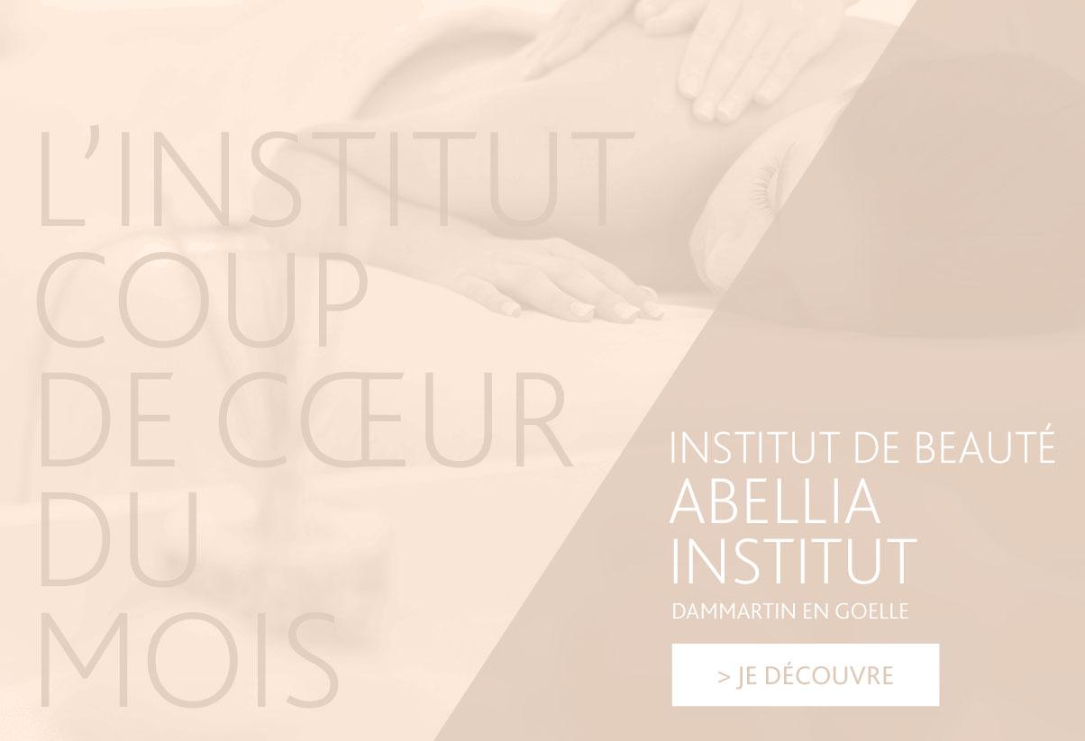 Abellia - l'institut coup de cœur du mois
