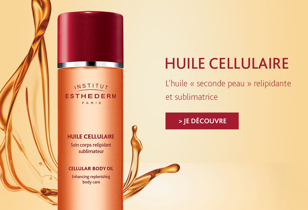 Huile Cellulaire Relipidante Sublimatrice Institut Esthederm