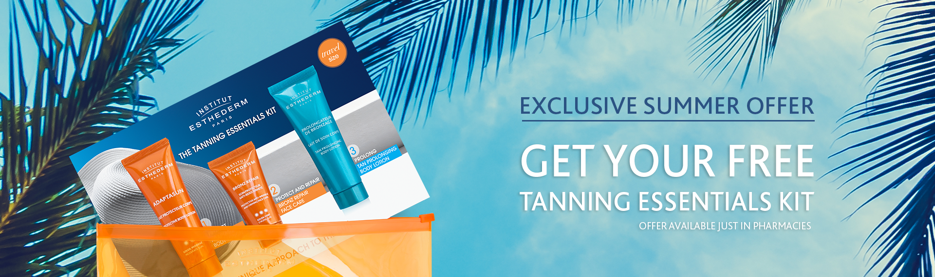 Exclusive summer offer