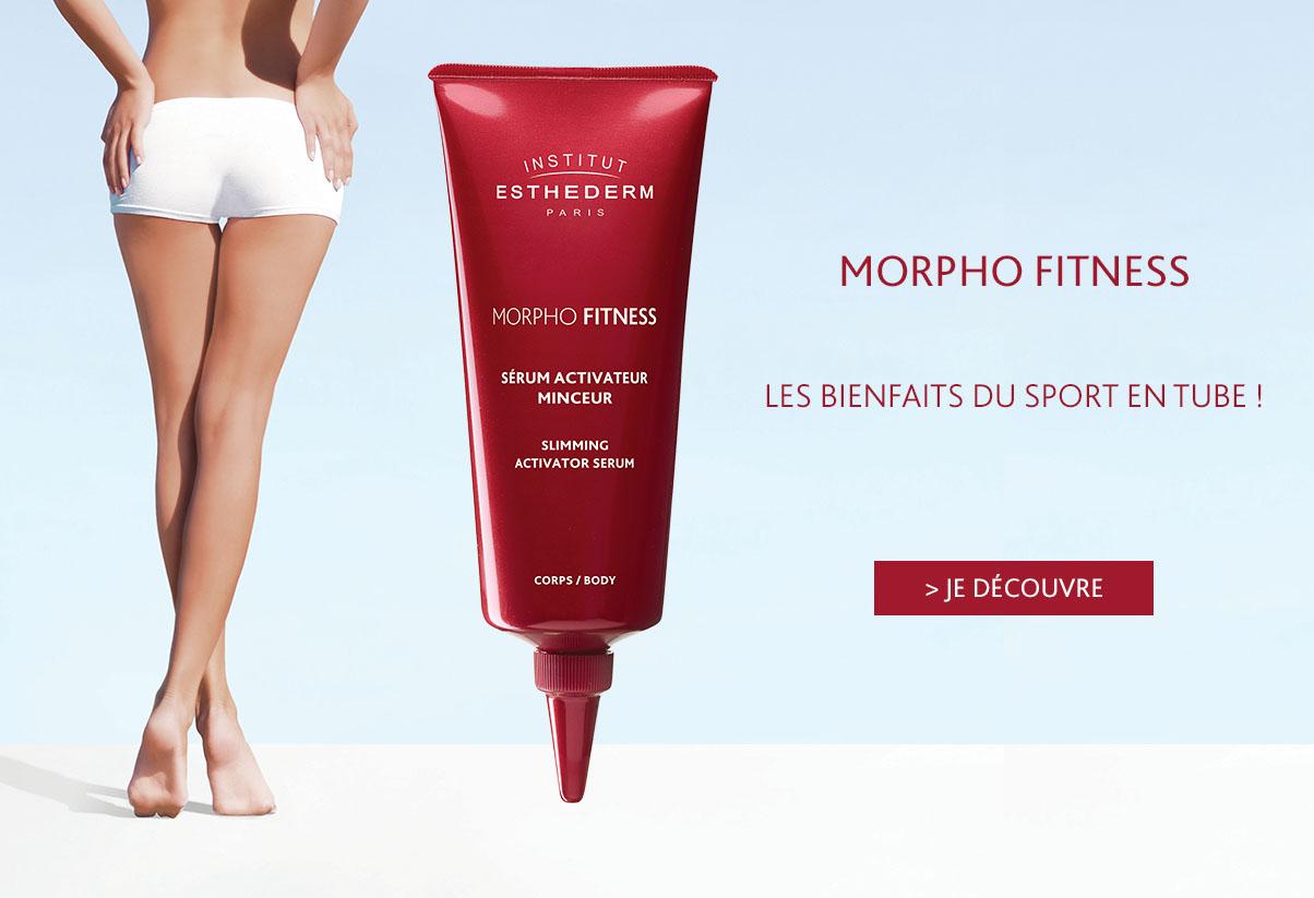 Morpho Fitness - Les bienfaits du sport en tube