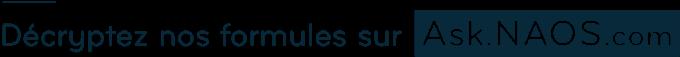 Decryptez vos formules sur Asknaos.com