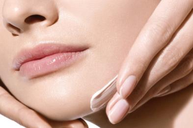 Soins préparateurs de peau