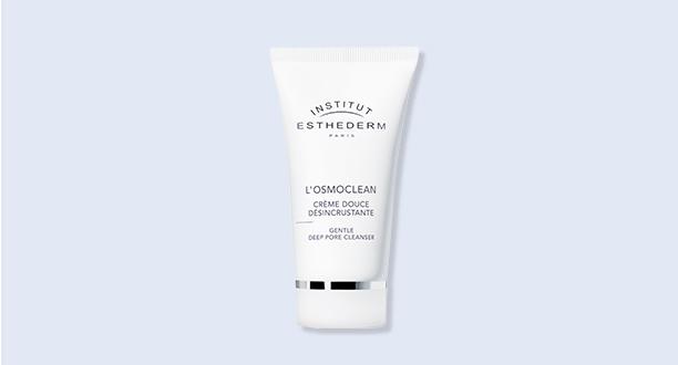 Crème douce désincrustante, Osmoclean | Institut Esthederm
