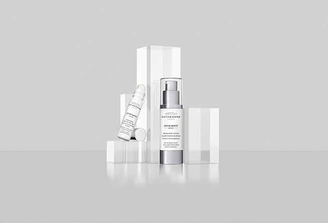 Gamme Esthederm White System