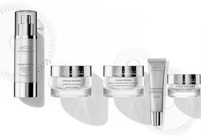 Gamme Esthederm Cyclo System
