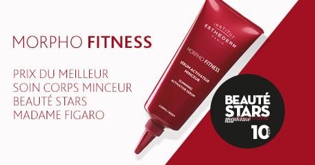 Morpho Fitness Prix du meilleur soin corps minceur beauté star Madame Figaro