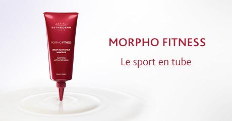 Morpho Fitness Sérum activateur de minceur Institut Esthederm