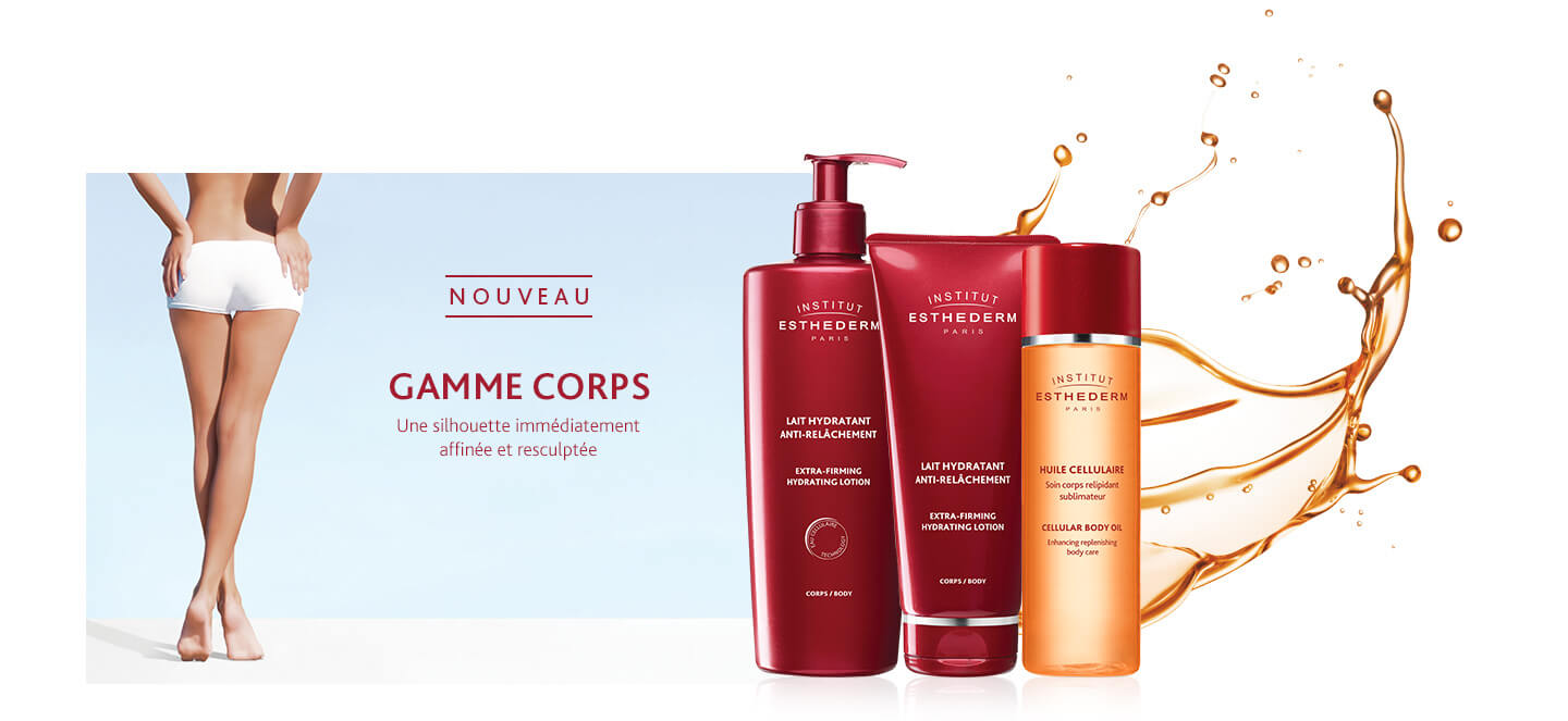 Nouvelle gamme corps